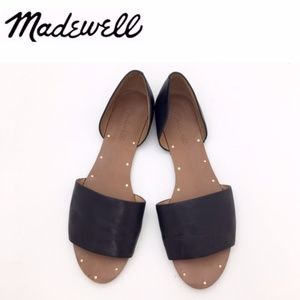 Madewell D'orsay Thea Flats